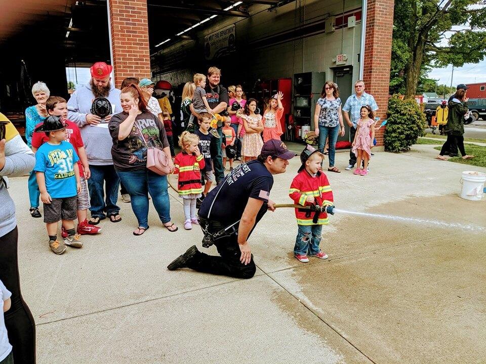 Van Wert, Ohio Fire Department